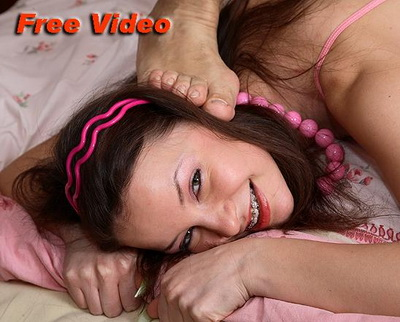 Teen first time sex for cash. Vicky's a horny little teen tramp, ...